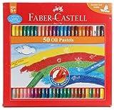 Faber-Castell Fabercastell PASTELS Ensemble de 50