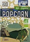 Yum Kah Popcorn für die Mikrowelle salzig, glutenfrei, 4er Pack (4 x 270 g)