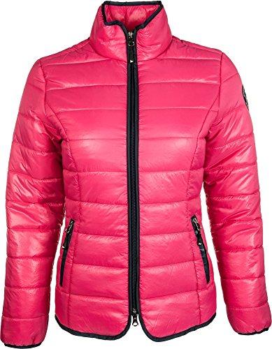 HKM Kinder Reitjacke -Cold Bay- Jacke, rosa, 164