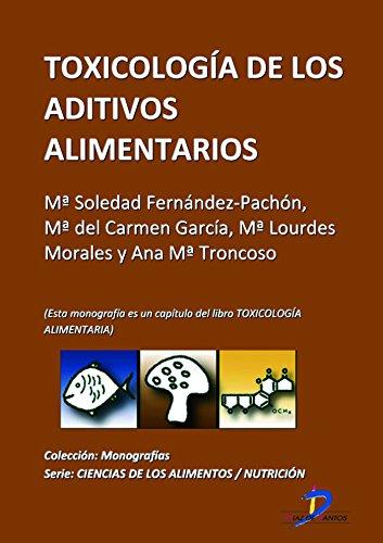 Descargar Libro Toxicología de los aditivos alimentarios ( Este capitulo pertenece al libro Toxicología alimentaria ) de María Soledad Fernández Pachón