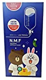 Mediheal Line Friends Ampoule Masks Facial Skincare Moisturizing Wrinkles Anti-aging (NMF Aquaring)