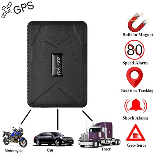 TKSTAR coche GPS tracker-strong imán Big de 10000mAh recargable vehículo/Moto/Coche Espía oculta...