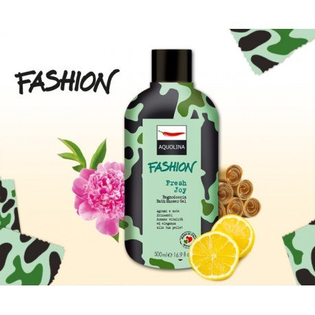 Fashion Bagno Doccia Fresh Joy 500 ml