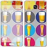 Royal Sticker RS.127876 Autocollant pour Samsung Galaxy A3 2016 Motif Béer Glasses