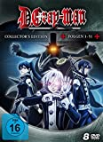 D.Gray-Man - Folgen 1-51 (Collector's Edition, 8 Discs)