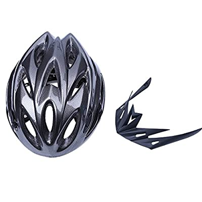 iiniim Men Women Bicycle Bike Helmet with Detachable Visor for Cycling Racing Safety from iiniim
