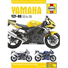 Yamaha YZF-R6 Service and Repair Manual 2003 to 2005 by Matthew Coombs (2006-12-24)