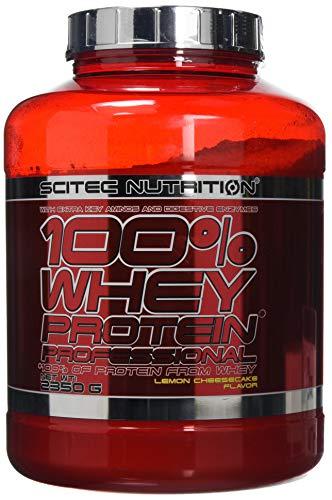 100% Whey Protein Professional es una mezcla de proteína de suero de excelente calidad procedente de concentrado de suero y aislado de proteína de suero. Las proteínas dietéticas son fuentes de nitrógeno y de aminoácidos esenciales que el cuerpo nece...