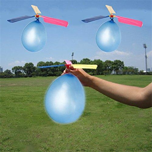 Sommer Party Ballons Luft Fliegen Spielzeug für Kinder mit 24 Ballons 12 Pack (Outdoor-party-spiele Für Erwachsene)