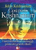 Image de Cosi parlò Krishnamurti (I classici della spiritualità)