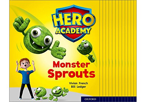 Hero Academy: Oxford Level 5, Green Book Band: Mixed pack