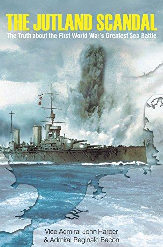 The Jutland Scandal: The Truth about the First World War's Greatest Sea Battle por Vice-Admiral John Harper