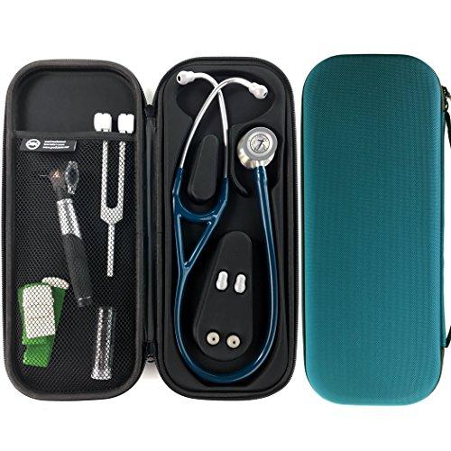 Pod Technical CardioPod Etui für Kardiologie-Stethoskope, blaugrün