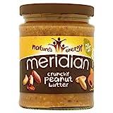 Meridian - Crunchy Peanut Butter - 280g