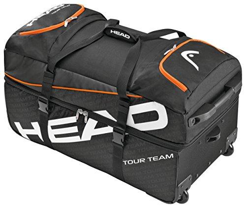 Preisvergleich Produktbild Head Tour Team Travel Bag,  Schwarz / Grau