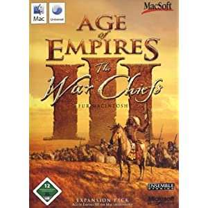 Age of Empires III – The War Chiefs