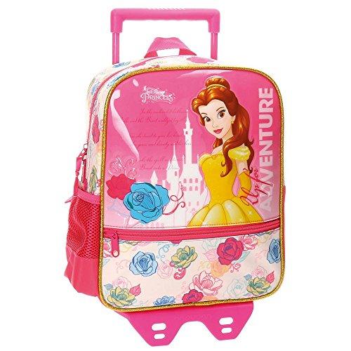 Disney bella zainetto per bambini, 28 cm, 6.44 liters, multicolore (multicolor)