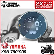 Speedo-Angels YAMAHA XSR700 / XSR900 Protector de pantalla Dashboard / Instrument Cluster - Ultra Clear