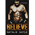 Believe: A Contemporary MMA Romance: Oni Fighters Book 2