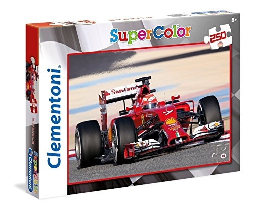 Clementoni 29716.0 - 250 T Heiße Reifen, Klassische Puzzle