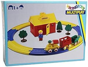 Viking - Tren de juguete (Viking Toys V51173)