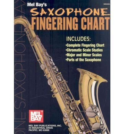 [(Saxophone Fingering Chart)] [Author: William Bay] published on (March, 1983)