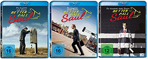 Better Call Saul - Staffel 1-3 [Blu-ray]