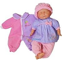 "18"" Inch Soft Body Baby Doll Girls New Born Baby Doll Play Toy"