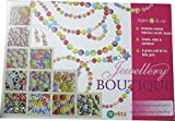 #10: 99Shoppy Jewellery Making set for girls Craft Kitpendent and earring making DIY Kit