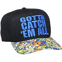 """Bioworld Pokémon """"Gotta Catch 'em all' gorra"""