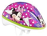 Disney Bambini Casco Protettivo Casco da bici casco casco da bicicletta per bambini Disney Minnie Mouse, taglia S