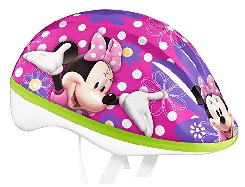 Disney Kinder Schutzhelm Kinderhelm Kinderfahrradhelm Fahrrad Helm Disney MINNIE MOUSE Gr. S