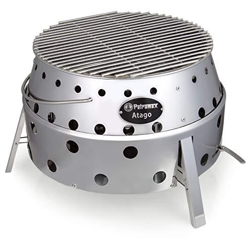 Petromax Atago - Allrounder im Grillbereich - Einsatz als Grill, Ofen oder Herd oder Feuerschale -