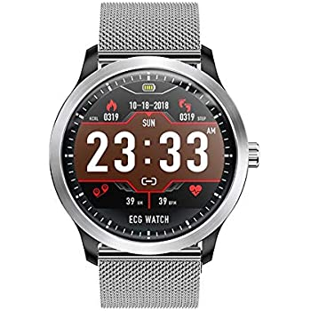 Nishci N58 Smart Watch - Fitness Tracker ECG Reloj Deportivo ECG + ...