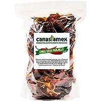 CHILE SECO GUAJILLO 1kg - CANASTAMEX