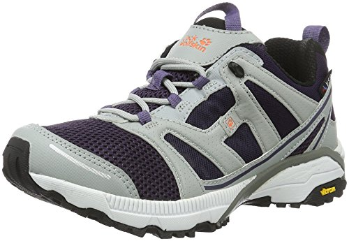 Jack Wolfskin Damen Speed Liner Women Traillaufschuhe, Grau (Prune), 39 EU