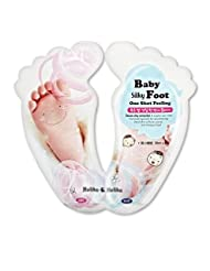 Holika Holika Baby Seidige Fuß - Peeling - Flüssige Maske Blatt - Fuß-Masken