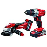 Einhell Powe X-Change Einhell Power X Change TE-TK 18 Combo Set