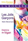 Les jolis garçons by Delphine Vigan (de) (2014-04-09) - Larousse - 09/04/2014