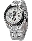Curren Luxury Analogue White Dial Men's ...