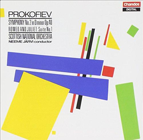 Prokofiev: Symphony 2 / Romeo and Juliet (Symphony 2 Prokofiev)