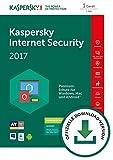 Kaspersky Internet Security 2017 1 Gerät + Kaspersky Internet Security for Android 1 User [Download] - Kaspersky