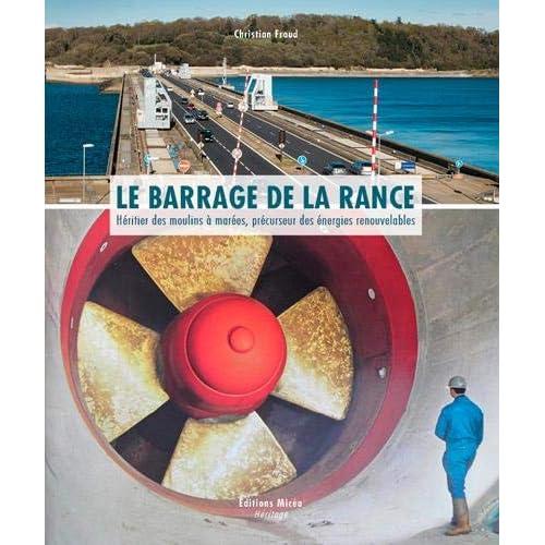 Le barrage de la Rance