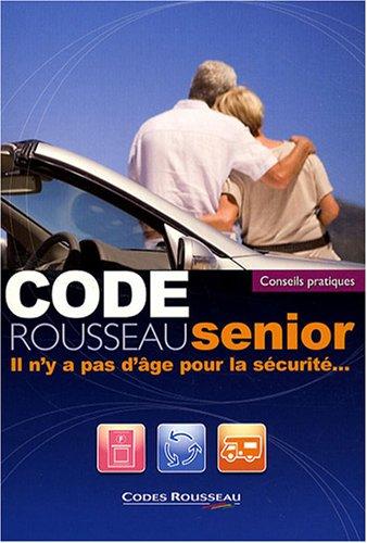 Code Rousseau Senior 2009