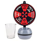 Best Tailgate Games - Magnusdeal® Wheel Of Shots Darts Drinking Game Set Review