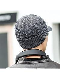 Amazon.it  Cuffia Uomo Cotone - Cappelli e cappellini   Accessori   Abbigliamento 8cfcb5b81032