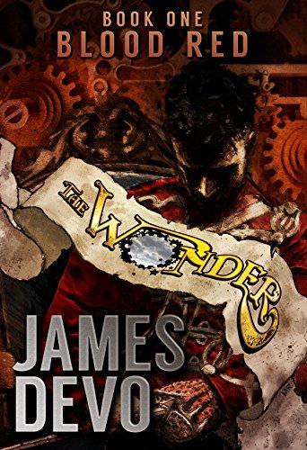 The Wonder 1: Blood Red by James Devo