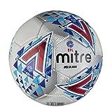 mitre EFL Delta Ballon de Football Mixte Adulte, Blanc, Mini