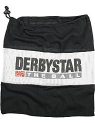 Derby Star di Calcio e Scarpe da Jogging, One Size, Bianco e Nero, 4561000000