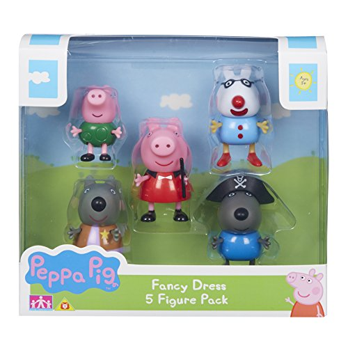 Peppa Pig 06667 Fancy Kleid 5-Figure -